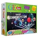 FRANZIS GEOlino Unser Sonnensystem | Leuchtet im Dunkeln | 45 teiliger Bausatz | Ab 8 Jahren - Annette Maas