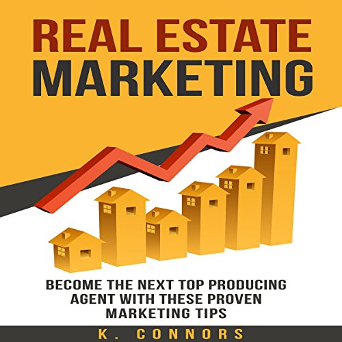 Real Estate Marketing audiobook cover art