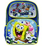 SpongeBob'Smooth Sailing' - 16' Deluxe Full Size Backpack - A19262