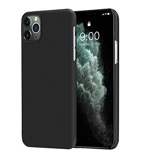 pitaka [Air Case Kompatibel mit iPhone 11 Pro Max (6,5