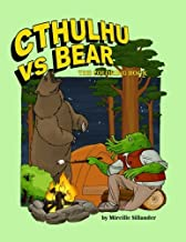 Cthulhu vs bear: The coloring book