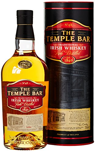 The Temple Bar Blended Whisky (1 x 0.7 l)