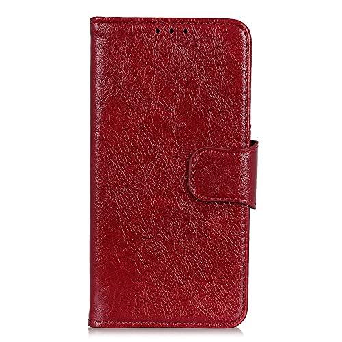 Tapa de la caja de la caja del teléfono Para Samsung Galaxy A70E, caja de la billetera, caja del teléfono de cuero con bolsillo de la ranura del soporte de la tarjeta de crédito, estuche de cubierta d