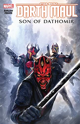 Star Wars: Darth Maul – Son of Dathomir (Star Wars: Darth Maul – Son of Dathomir (2014)) (English…