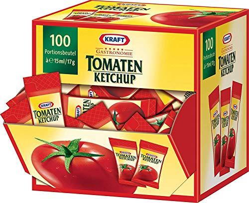 Kraft - Tomatenketchup - 100x15ml