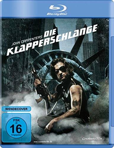 Die Klapperschlange [Blu-ray]