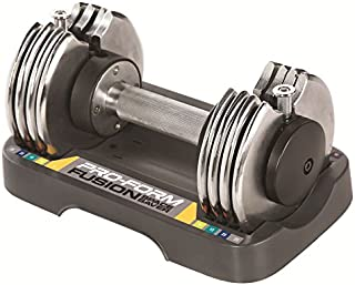 ProForm SpaceSaver Dumbbell (25 Single)