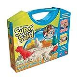 Super Sand-83236 Maletón Mascotas y 2 Rodillos, Multicolor (Goliath 83236)