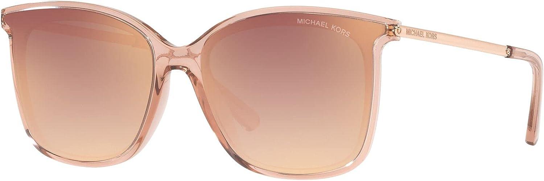 Michael Kors Zermatt MK2079U Gafas de sol - (31756F) Espejo degradado rosa transparente/oro rosa - 61mm