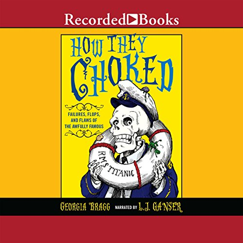 How They Choked audiobook cover art