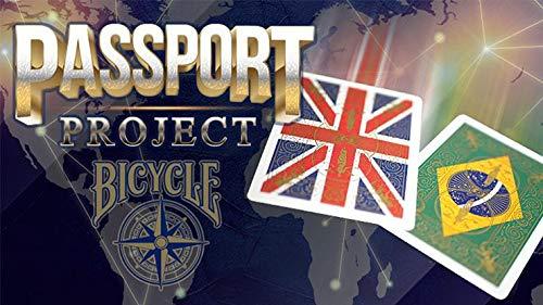 Proyecto de Pasaporte por Yoan TANUJI & Magic Dream