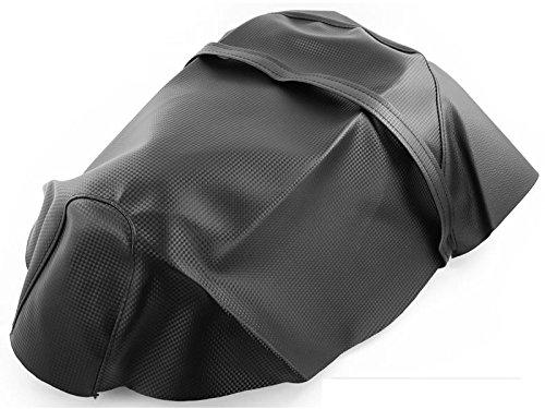 Sitzbankbezug Sitzbezug Carbon-Look, Piaggio Zip 2 (4 Takt!!!) (Baujahr 2000-heute) 25/50/100/125ccm