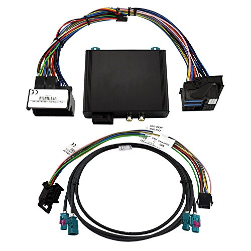 Front- und Rückfahrkamera-Interface für Mercedes NTG5/NTG5.1 Comand Online / Audio20 CD / Audio20 USB