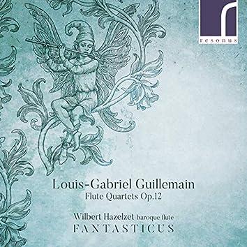Louis-Gabriel Guillemain: Flute Quartets, Op. 12
