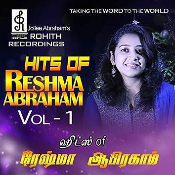 Hits of Reshma Abraham, Vol. 1