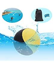 edealing Water Bouncing Ball para Pool & Sea - Divertido Juego de Deportes acuáticos para Familiares y Amigos - Anti-Cracking Soft and Strong Bounce - 2.17 Inch