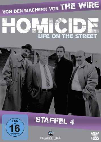Life on the Street, Staffel 4 (3 DVDs)