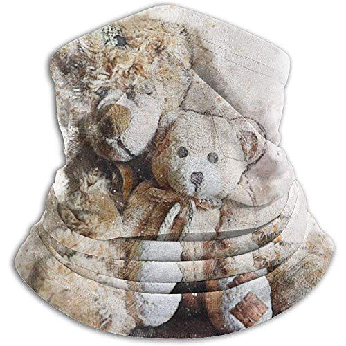 Randy-Shop doek beer schilderij nek Warmer - nek Gaiter buis, oor Warmer hoofdband en gezicht masker