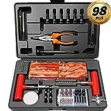 Best Tire Repair Kits - Ayleid Tire Repair Kit 98 PCS Universal Tire Review