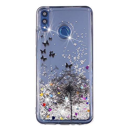 Litao-Case XL Custodia per Huawei Honor 8X JSN-L21 JSN-L23 Custodia TPU Morbido Silicone Case Cover 8
