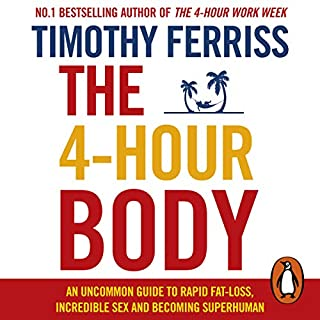 The 4-Hour Body cover art