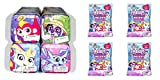 FingerLings Deluxe 4 Collector Card Packs Plus 4 Collectible Tins