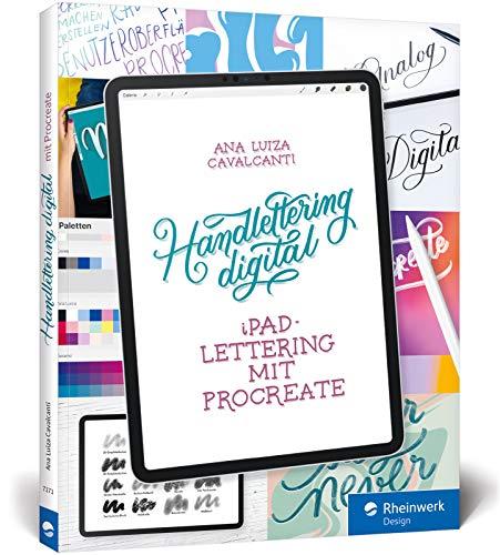 Handlettering digital: iPad-Lettering mit Procreate – Buchstaben zeichnen mit digitaler Technik