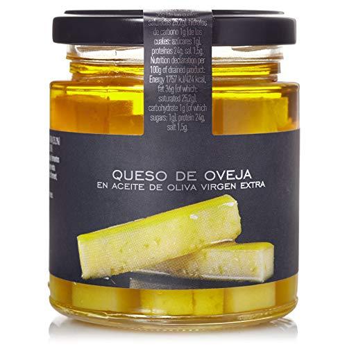 Queso de Oveja en Aceite de Oliva Virgen Extra - La Chinata (208 g)