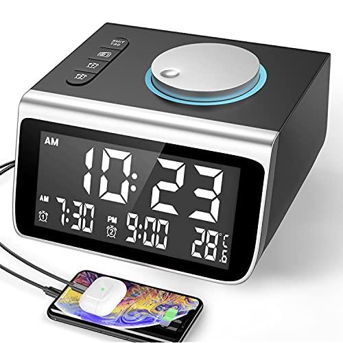 Dekala Digital Clock Radio...