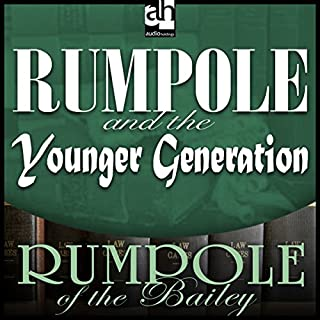 Rumpole and the Younger Generation cover art