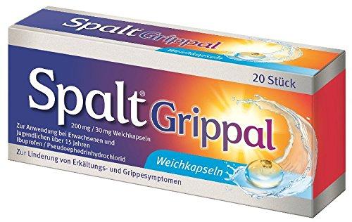 Spalt Grippal 200 mg / 30 mg Weichkapseln, 20 St
