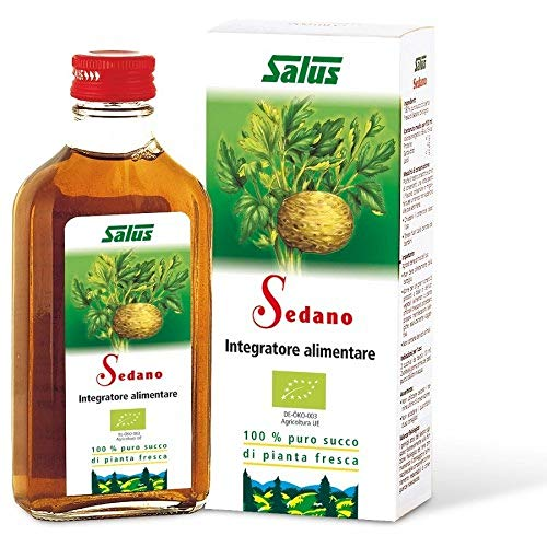 Salus Sedano succo di pianta fresca 200 ml