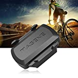 XQxiqi689sy MAGENE ANT+ Bluetooth Bike Speed Cadence Dual Sensor für Garmin iGPSPORT Bryton Einheitsgröße Schwarz