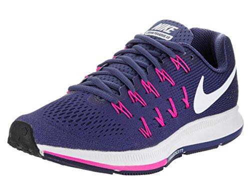 Nike 831356-501, Scarpe da Trail Running Donna, Viola (Dk Purple Dust/White/Loyal Blue), 36.5 EU