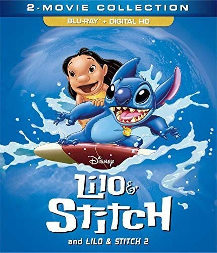 Lilo & Stitch Blu-ray Now $12.99 (Was $29.99)