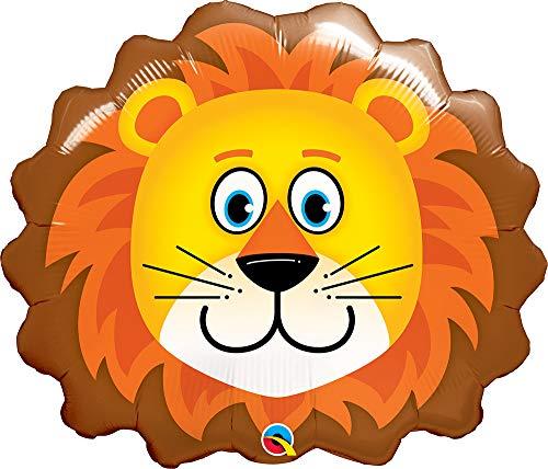 Ballon tête de lion