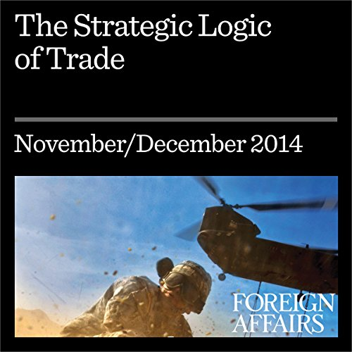 The Strategic Logic of Trade audiobook cover art