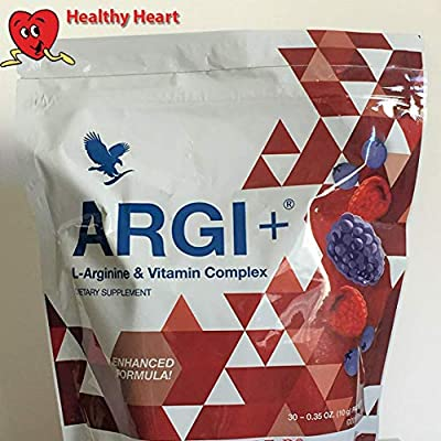 ARGI+ -- Power of L-Arginine -- Original 300g from ARGI+TM provides 5 grams of L-Arginine per serving plus synergistic vitamins to give your body the boost it needs to keep going all day long. L-Arginine is an amino acid that plays many important roles in