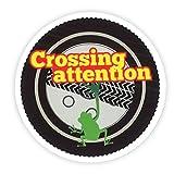 TOYO MARK [ 東洋マーク製作所 ] ステッカー Crossing [ 品番 ] R791
