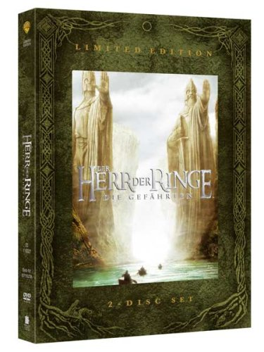 Der Herr der Ringe - Die Gefährten [Limited Edition] [2 DVDs]