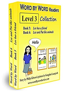 Word by Word Readers: Level 3 (Word by Word Collections) by [Philip Gibson]