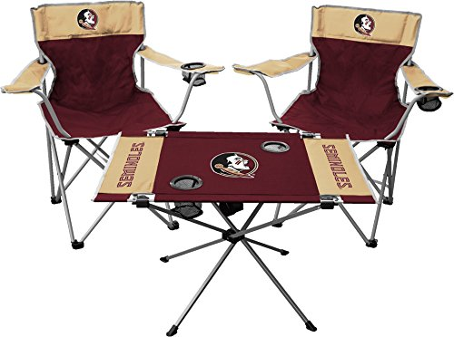 Jarden Sports Licensing NCAA Florida State Seminoles Tailgate Kit, Team Color, One Size
