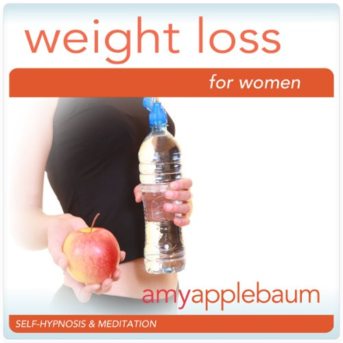 Weight Loss for Women (Self-Hypnosis & Meditation) audiobook cover art