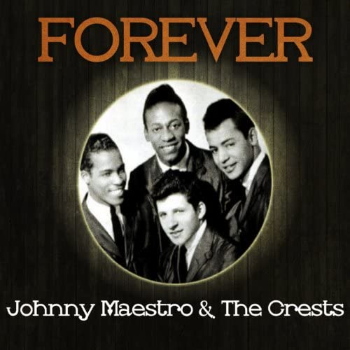 Johnny Maestro, The Crests