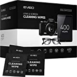Best Eyeglass Cleaners - Lens Wipes - 400 Eye Glasses Cleaning Wipe Review