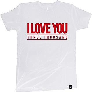 I Love you 3000 - Playera