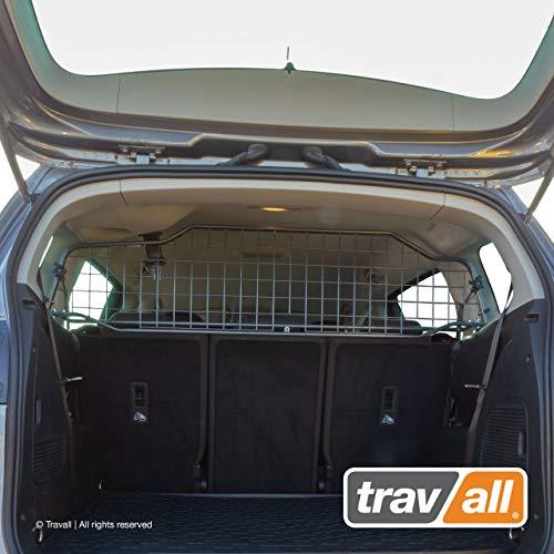 Travall® Guard Hundegitter TDG1359 - Maßgeschneidertes Trenngitter in Original Qualität