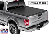 Gator ETX Soft Roll Up Truck Bed Tonneau Cover | 53307 | Fits 2004 - 2014 Ford F-150  6'6' Bed Bed | Made in the USA