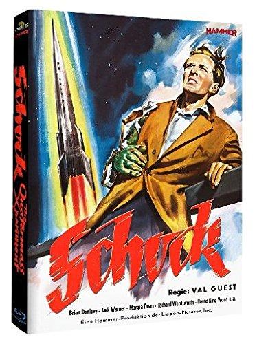 Schock - Hammer Edition 11 - Mediabook [Blu-ray]