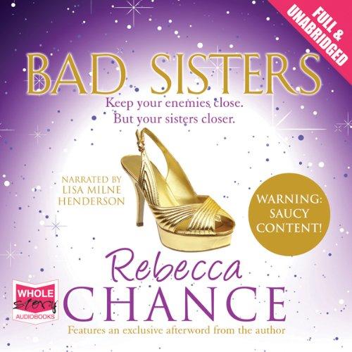 Bad Sisters audiobook cover art